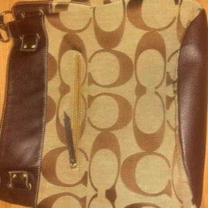f1e199f5a Authentic Coach bag